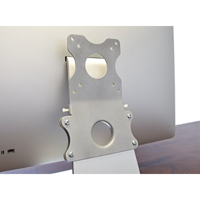 "VIVO Adapter VESA Mount Kit / Bracket for Apple 21.5"" and 27"" iMac LED Display Computer (STAND-MACB..."