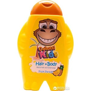 Colutti Kiddy Care Shower & Shampoo Fruit Parade 300 ml