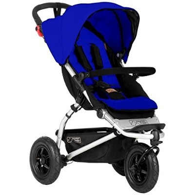 Mountain Buggy Swift Compact Stroller, Marine by Mountain Buggy