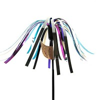 Cats Claw Teaser Mylar streamers, approx 18 inch by Cat Claws