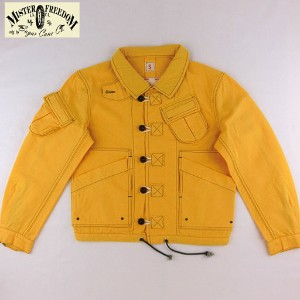 No.SC13037 MFSC ミスターフリーダム (SEA HUNT)NOS YELLOW CANVASWATCHMAN