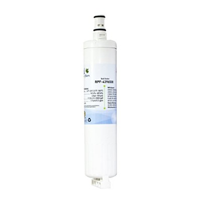 Whirlpool 4396508互換冷蔵庫水フィルターrpf-4396508by Royal Pure filters- Fitsの代わりにEveryDrop Ice &水冷蔵庫フィルタ5...
