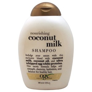 OGX Nourishing Coconut Milk Shampoo by OGX