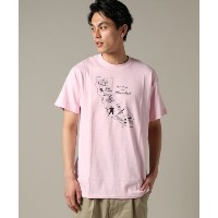 Delicious / デリシャス : PARADIS3 WELCOME TO PARADISE SS TEE【ジャーナルスタンダード/JOURNAL STANDARD メンズ Tシャツ・カットソー...