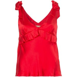 Maggie Marilyn Diana camisole - レッド