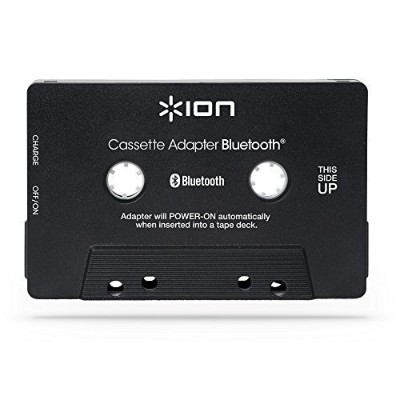 Ion Audio Cassette Adapter Bluetooth Music Receiver for Cassette Decks by ION Audio [並行輸入品]