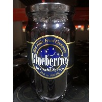 Dundee Fruit Blueberries in Light Syrup ブルーベリー シロップ漬け 820g