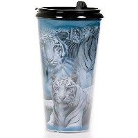 コーヒーTravel Mug 16 oz Tiger