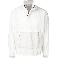 Stone Island pull-over fitted jacket - ホワイト