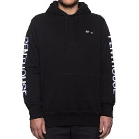 HUF X Penthouse Mag Pullover Hoodie Black L パーカー