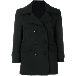 Ermanno Scervino double breasted jacket - ブラック