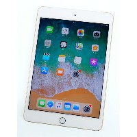 【Apple】アップル『iPad mini 4 Wi-Fi + Cellular 16GB au』MK712J/A ゴールド iOS11.3 7.9型 タブレット【中古】b02e/h02AB