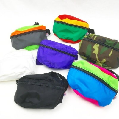 BAGS USA / FANNY PACK -made in U.S.A- (バッグスユーエスエー ウエストポーチ)