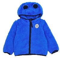 THE NORTH FACE TNF PLUSHEE BEAR HOODIE (NF0A2TMV49W) (12-18M) [並行輸入品]