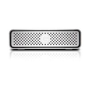 G-Technology G-DRIVE USB G1 6000GB Silver JP 0G03677