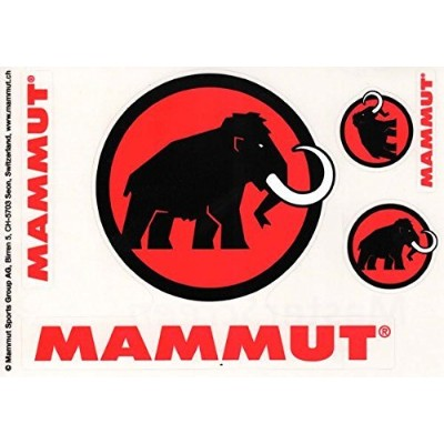 Mammut Mammut Sticker Set A5