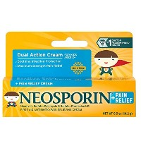 Johnson & Johnson Neosporin - Max Strength Antibiotic Cream 0.5 oz