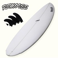 R5MOVES サーフボード ショート Enemy-Line All Best 5'8 x 19 x 2 1/4