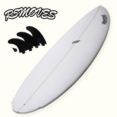 R5MOVES サーフボード ショート Enemy-Line All Best 5'10 x 20 x 2 3/8