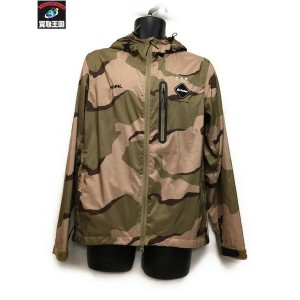 F.C.Real Bristol 16AW CAMOUFLAGE PRACTICE JAKET(M)【中古】[値下]
