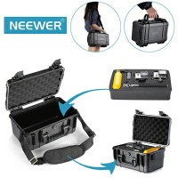 GoPro互換品 Neewer ニーワー 防水キャリーケース 29x18x16cm Neewer 29x18x16cm Water-resistant Storage Carrying Case...