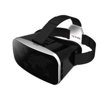 3D VRゴーグル VRヘッドセット 4.5-6インチ スマホ用 Glasses,Virtual Reality 3D Headset Box for 3D Movies and Games...