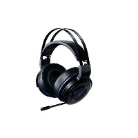 Razer Thresher Ultimate - Playstation 4 (PS4) Wireless Gaming Headset - 7.1 Surround Sound with...