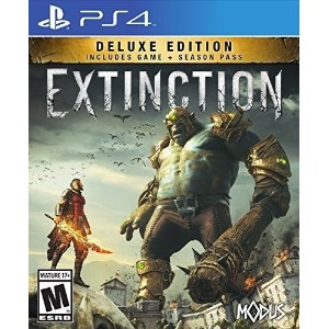Extinction - Deluxe Edition (輸入版:北米) - PS4