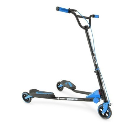 Yvolution Y Fliker Carver c3Scooter–Muliple Colors Available–ドリフトスクーターfor Ages 7and Over C3...