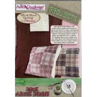 Anita Goodesign Embroidery Designs Mad About Plaid! by Anita Goodesign [並行輸入品]