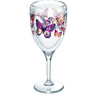 Tervisワインガラス1284674Tumbler with Wrap、クリア