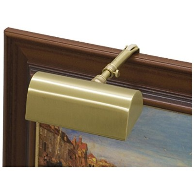 (Satin Brass) - House of Troy T5-51 Traditional Picture Light, 13cm, Satin Brass