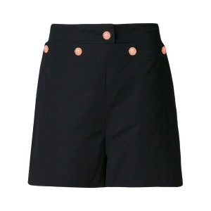 See By Chloé high waisted shorts - ブラック