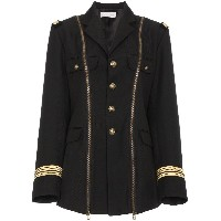 Faith Connexion Military jacket with zip detailing - ブラック