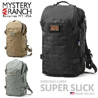 MYSTERY RANCH ミステリーランチ SUPER SLICK スーパースリック バックパック MADE IN USA【クーポン対象外】