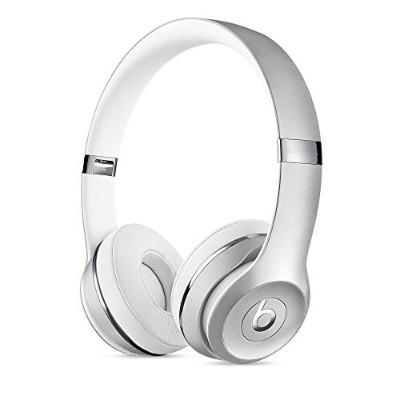 Beats by Dr.Dre ワイヤレスヘッドホン Beats Solo3 Bluetooth対応 密閉型 オンイヤー リモコン有り シルバー MNEQ2PA/A BT SOLO3 WL SLV ...