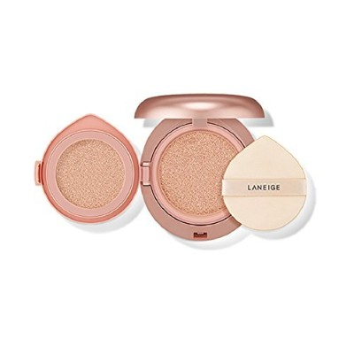 NEW ラネージュ(LANEIGE) レイヤリングカバークッション LAYERING COVER CUSHION +Concealing Base 2 in 1 (Layering Cover ...