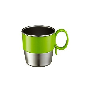 Innobaby Din Smart Stainless Cup, Green, 9.5 Ounce by Innobaby [並行輸入品]
