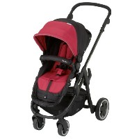 Kiddy Click 'n Move 3 Stroller - Cranberry by Kiddy [並行輸入品]