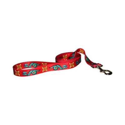 Yellow Dog Design DRG106LD 1 in. x 60 in. Dragon Lead