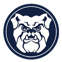 NCAA Butler Bulldogsロゴon theゴーゴー