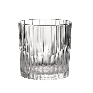 Duralex - Manhattan Clear Old Fashion Glass 310 ml ( 10 7/8 oz.) Set of 6 by Duralex