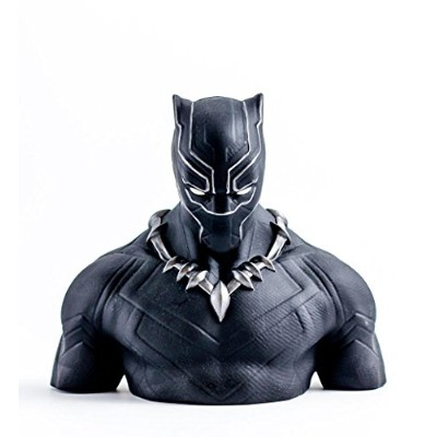 Marvel Deluxe Piggy Bank Black Panther Bust