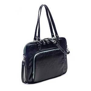 """Studio C """" Mint to Be """" Laptop Tote with 15""""ラップトップポケット"""