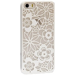 iPhone SE Case GreatShield TACT Series Design Pattern Rubber Coating Slim Fit Hard Case Cover for...