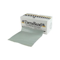 Thera-Band Exercise Resistance Band, super stark/silber, 5.50 m by Theraband