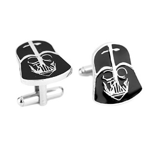 STAR WARS DARTH VADER SITH Imperial Cufflinks w /ギフトボックスby Athena