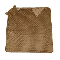 Woombie Minky Cuddle Cape, Brown, 3-6 Years by Woombie