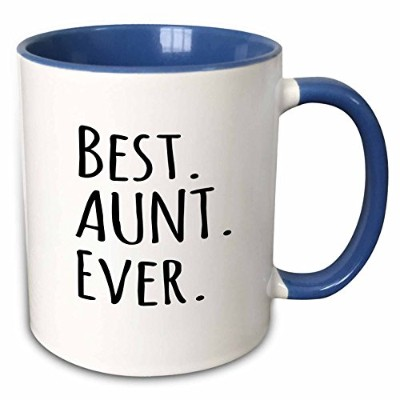 3dローズInspirationzStoreタイポグラフィ – Best Aunt Ever – ファミリーギフトfor親戚とHonorary Aunts and Great Aunties –...