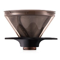 Clever Coffee Dripper withペーパーレス再利用可能なフィルタby Diguo | Ideal for pour Over、Immersionコーヒーとお茶Making |...